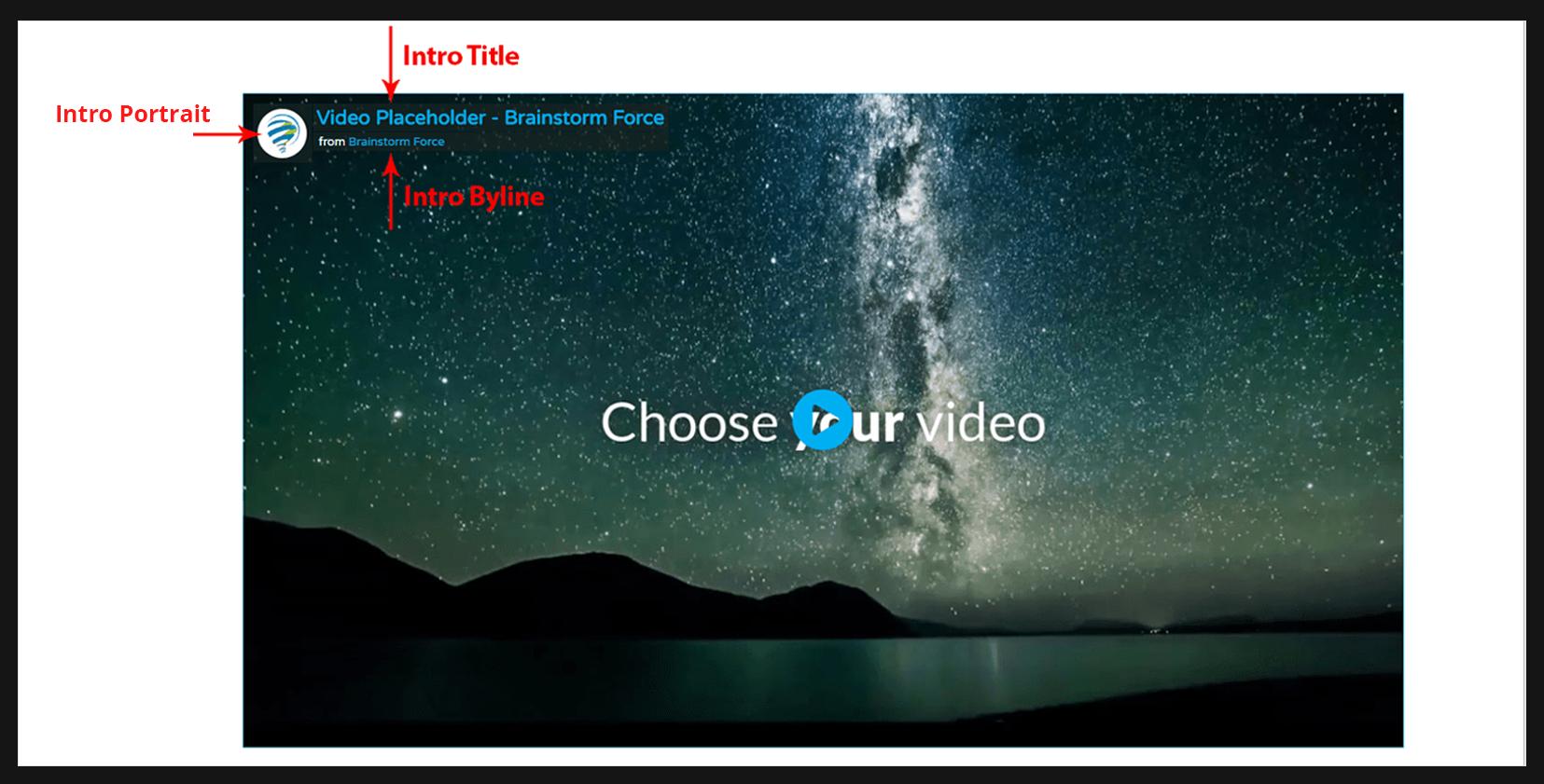 Video Module – Ultimate Addons for Beaver Builder